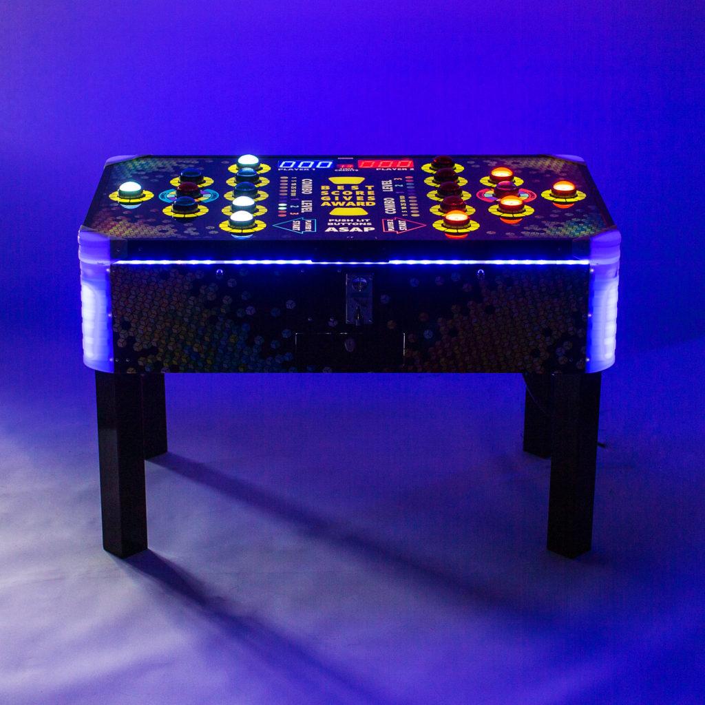 SoBe Neon Light Painting