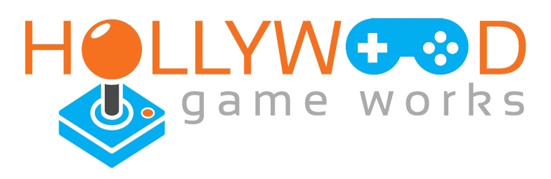 Hollywood Game Works Logo